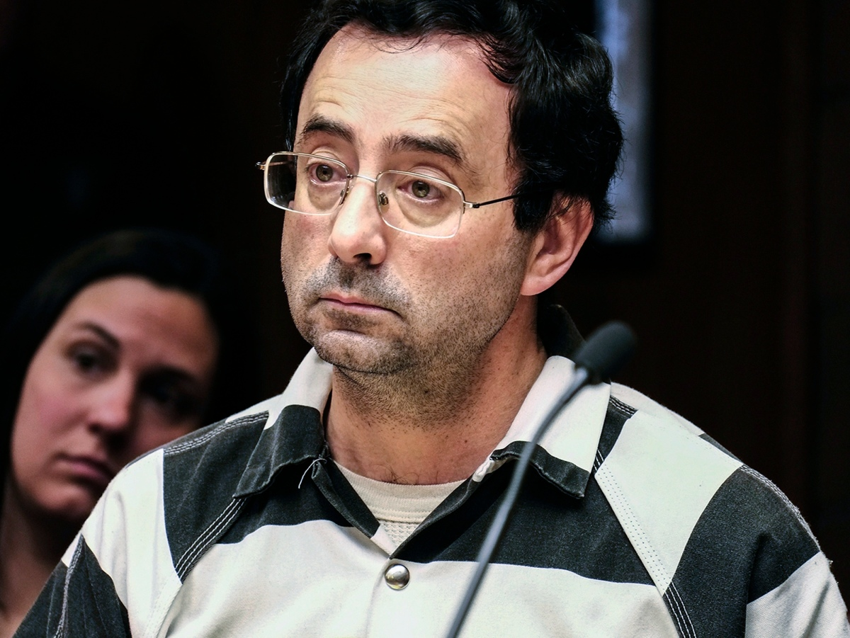 Michigan gymnastics doctor pleads guilty to sex charges