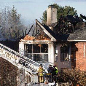 Neighbors help during massive senior living centerfire