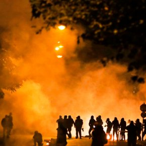 The Latest: 2 bystanders hurt in Greek clashes withpolice