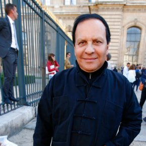 The Latest: Celebrities mourn death of fashion icon Alaia