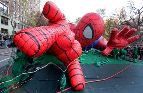 Macy's Parade balloon inflation hours changing thisyear