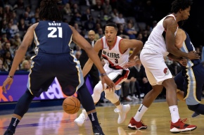 McCollum has 24 points to lead Portland past Memphis