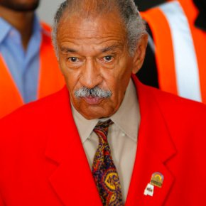 Michigan Rep. Conyers acknowledges sex harassment settlement