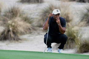 Woods returns with solid round and good start in Bahamas