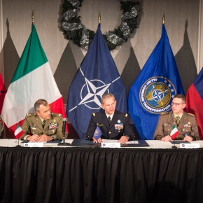 Characteristics of the future: NATO hosts annual Chiefs of Transformation Conference in Norfolk