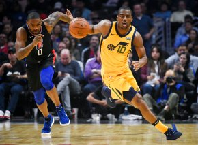 Jazz overwhelm Clippers in 4th quarter to win 126-107