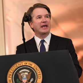 Kavanaugh confirmation harmful to women's rights