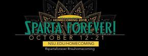 2018 NSU homecoming spells excitement