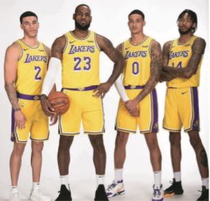 Los Angelas Lakers