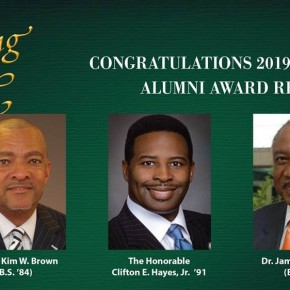 "Norfolk State honors three alumni as ""Distinguished"""