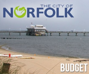 City of Norfolk's Data Dashboards provide budget, employee and CIP information