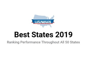 Virginia jumps up in U.S. News 2019 Best States Rankings