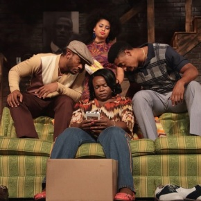 "Virginia Stage presents MacArthur Genius Award-Winner Dominique Morisseau's ""Detroit '67"""
