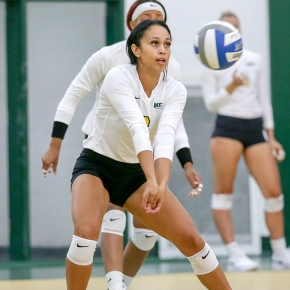 Spartans net first volleyball win of the season