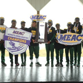 Spartans won the race of the MEAC