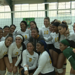 Senior Day Ended Volleyball Season for the Spartans