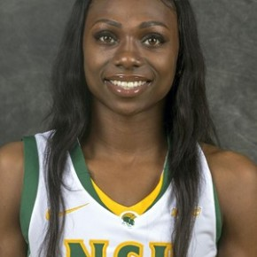 Chanette Hicks leads rollingSpartans