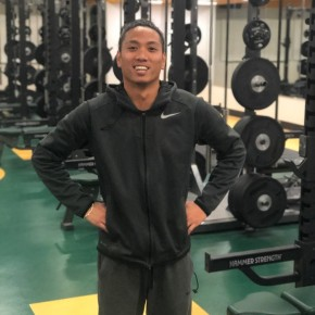 New strength and conditioning coach lifts up SpartanAthletics