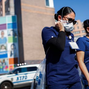 US eyes new outbreaks as infections worldwide top 575,000