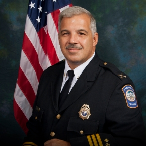 Norfolk City Manager names Norfolk Fire-Rescue Chief